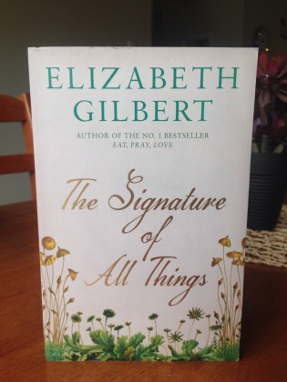 Book The signature of all things
